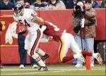 2001, Bears LB Brian Urlacher: 90 tackles, 3 sacks, 6 INT, 2 forced fumbles, 1 TD