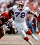 Bruce Smith, 1990: 101 tackles, 19 sacks, 4 forced fumbles