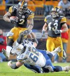 2008, Steelers LB James Harrison: 16 sacks, 59 tackles, 7 forced fumbles, 1 INT, 1 safety
