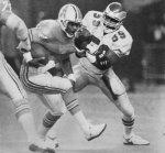 1991, Eagles LB Seth Joyner: 110 tackles, 6.5 sacks, 3 INT, 6 forced fumbles, 2 TD