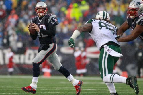 Tom Brady 2017 MVP